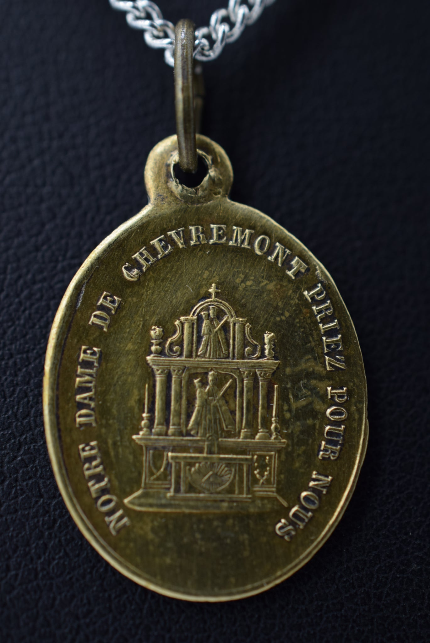 Mother of Mercy Medal