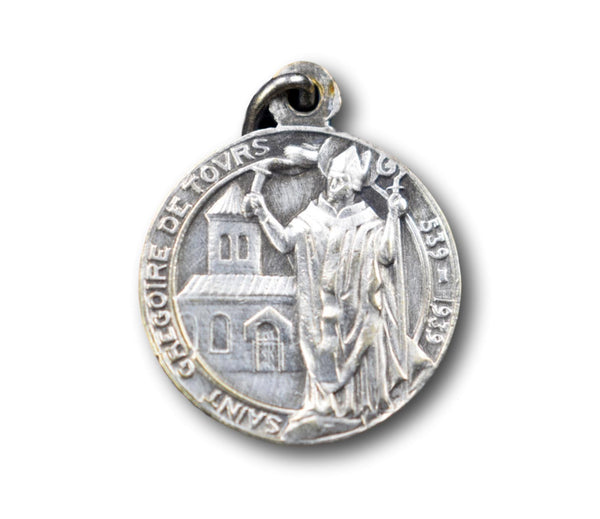 Saint Gregory Medal - Charmantiques