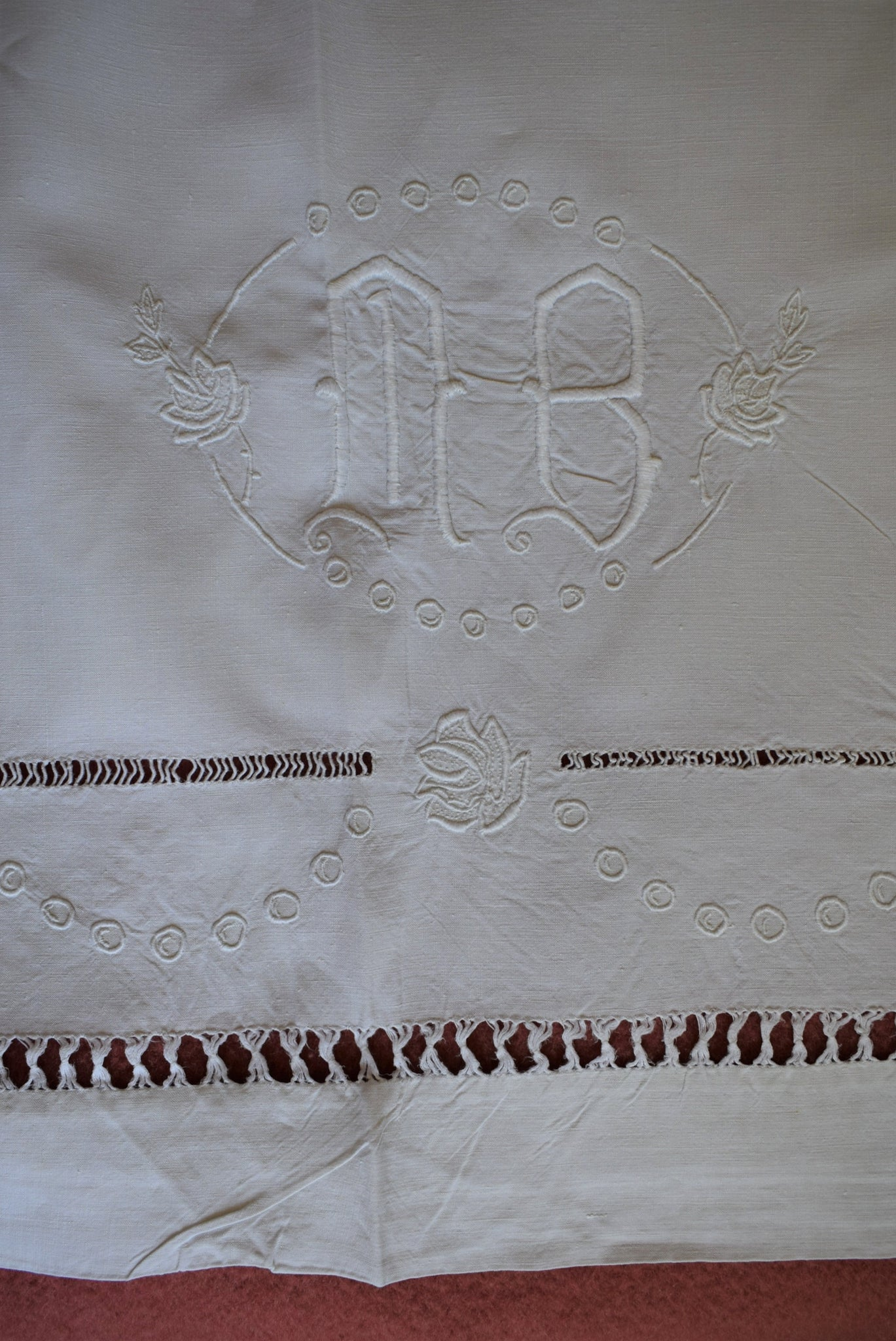 MB Monogram Sheet - Charmantiques