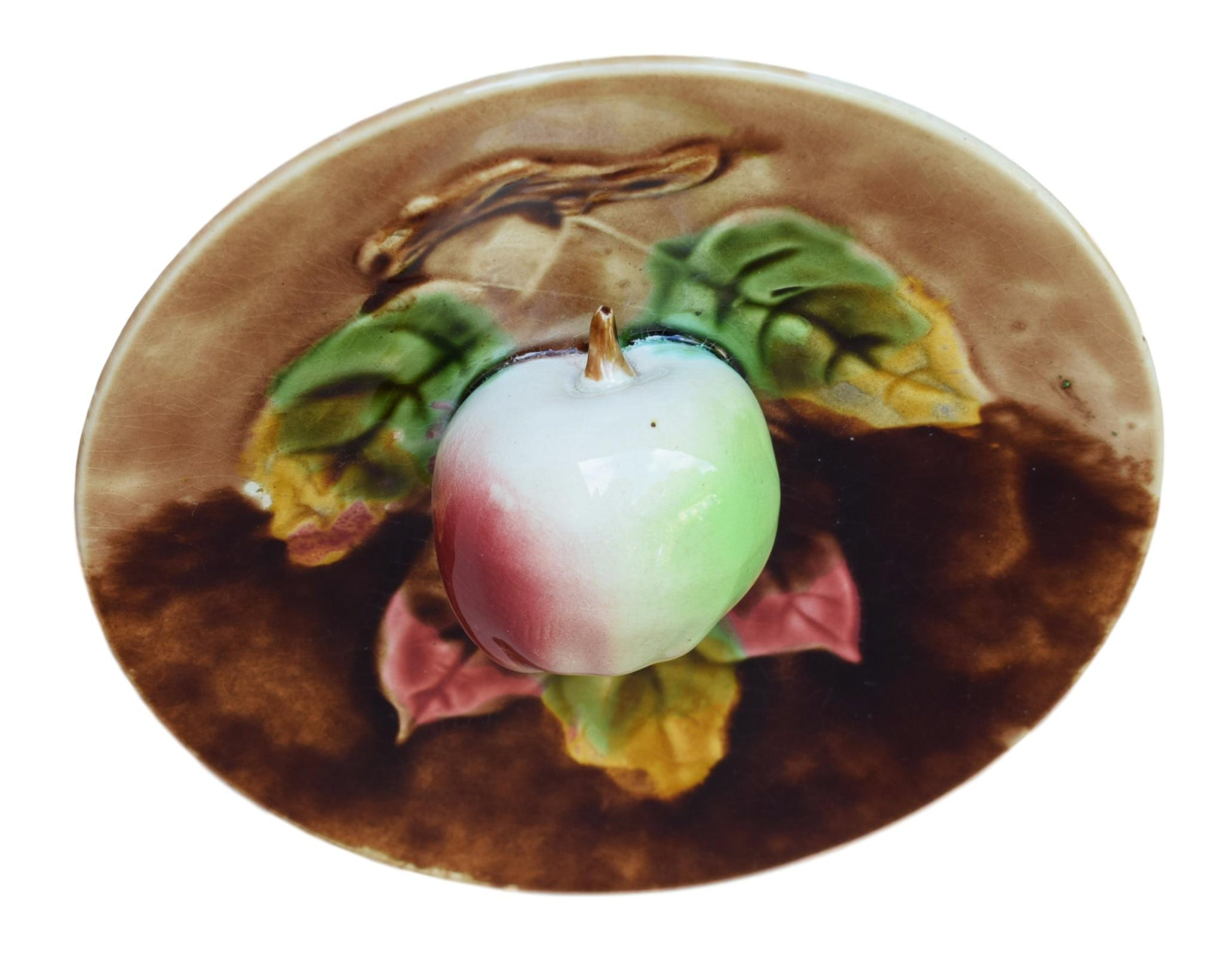 Orchies Apple Plate - Charmantiques