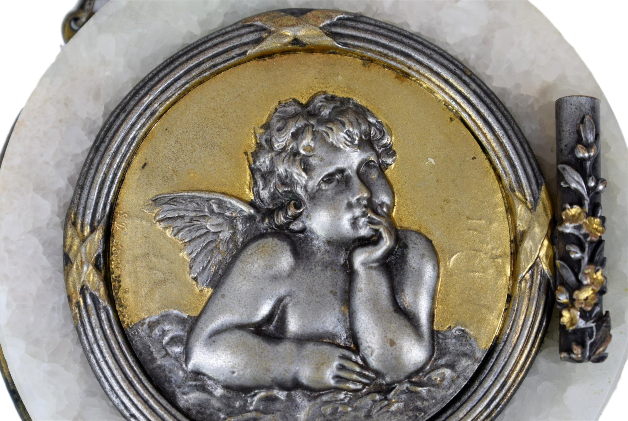 Angel Guardian Wall Plaque - Charmantiques