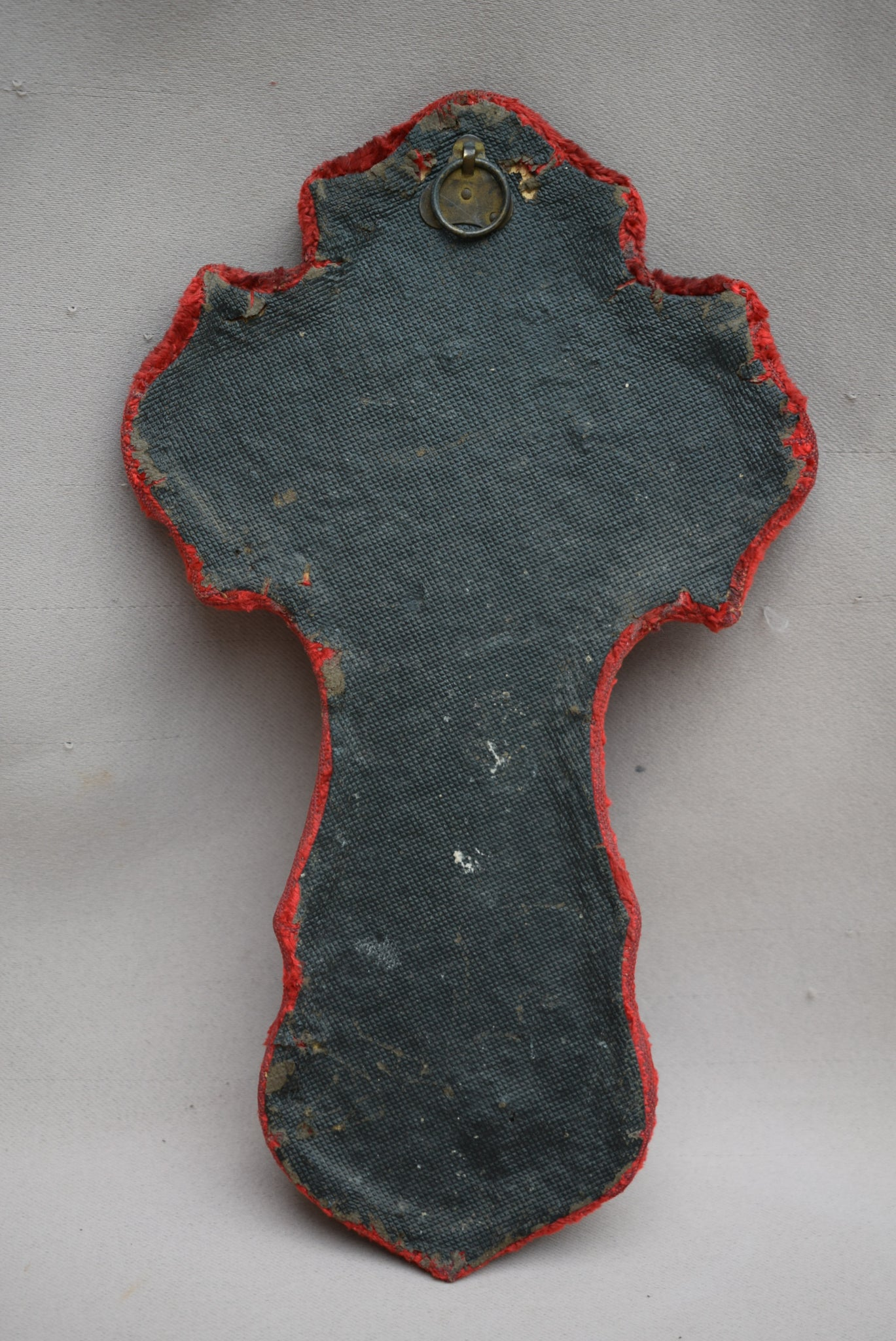 Red Holy Water Font - Charmantiques