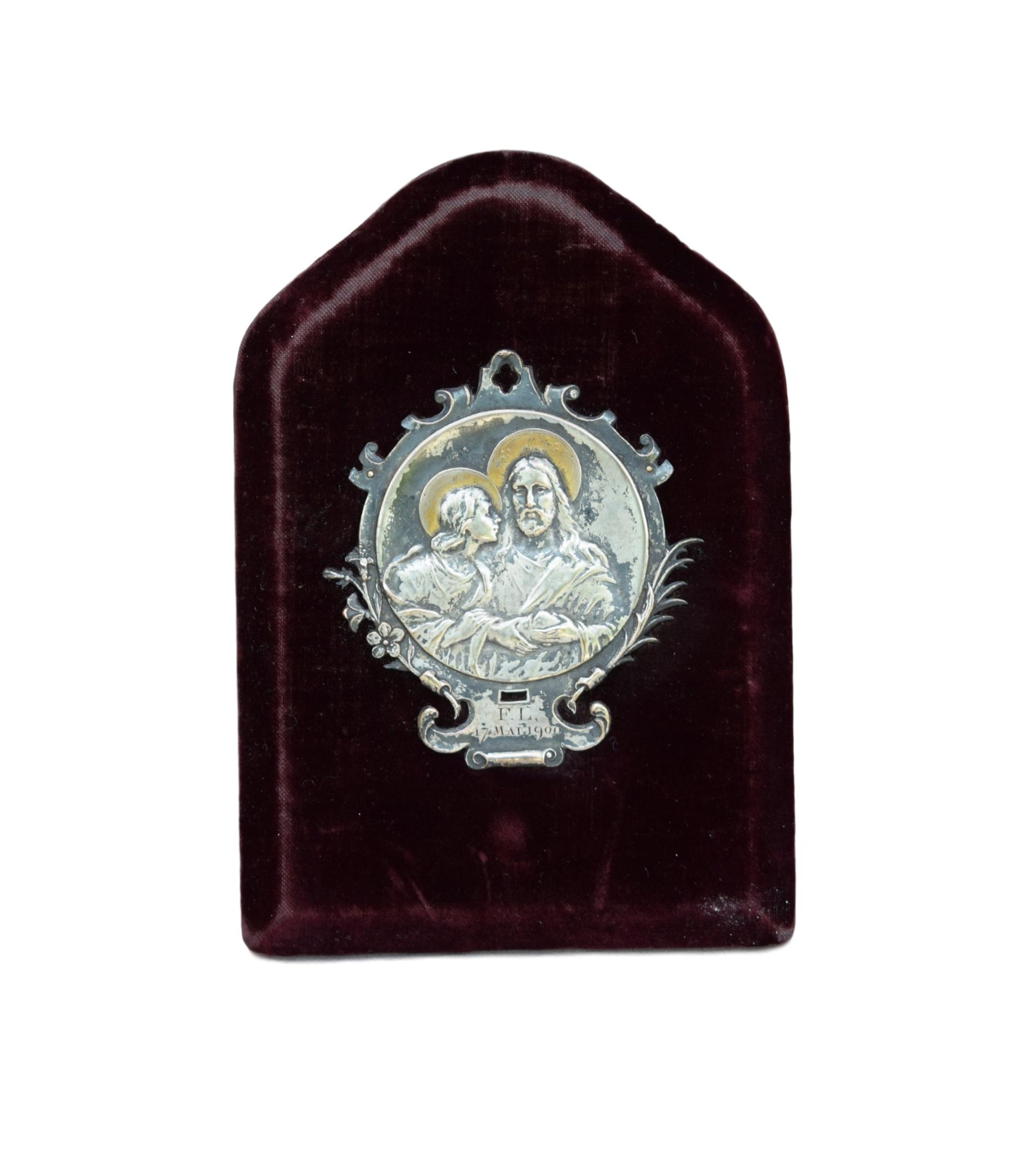 Communion Wall Frame - Charmantiques