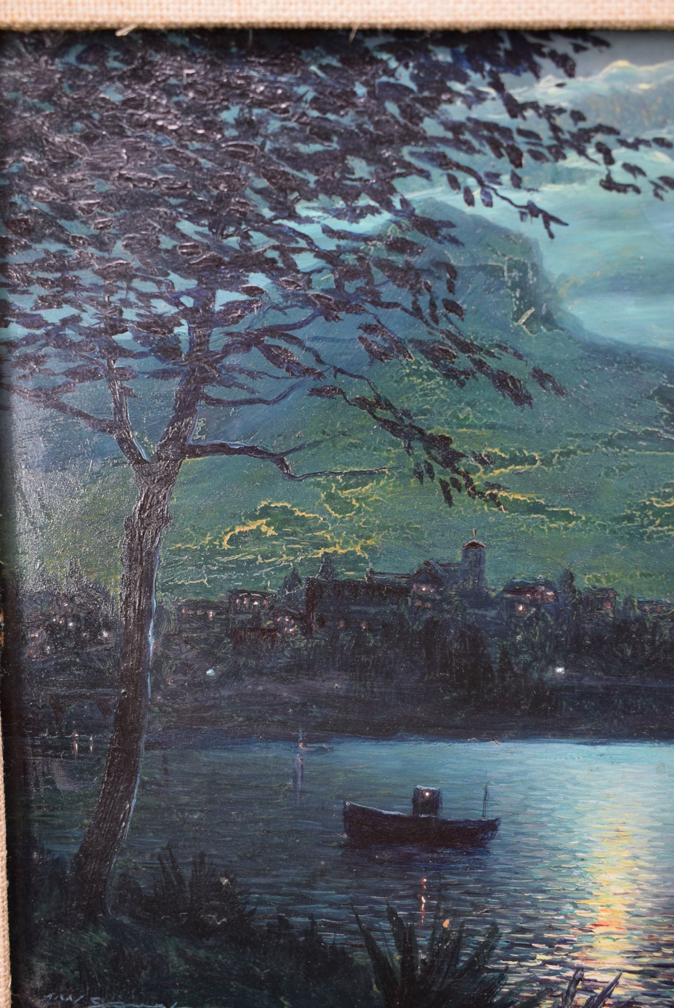 AL W Sousloff Oil Painting - Charmantiques
