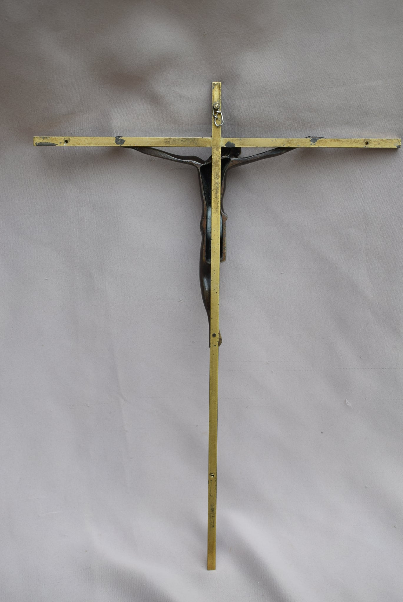 Large Bronze Cross