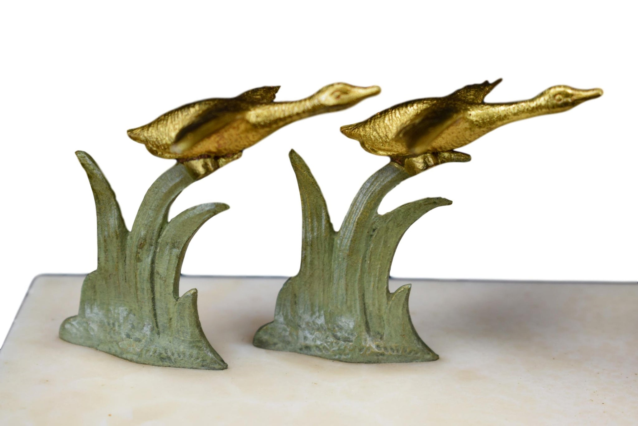 Wild Geese Bedside Lamp - Charmantiques