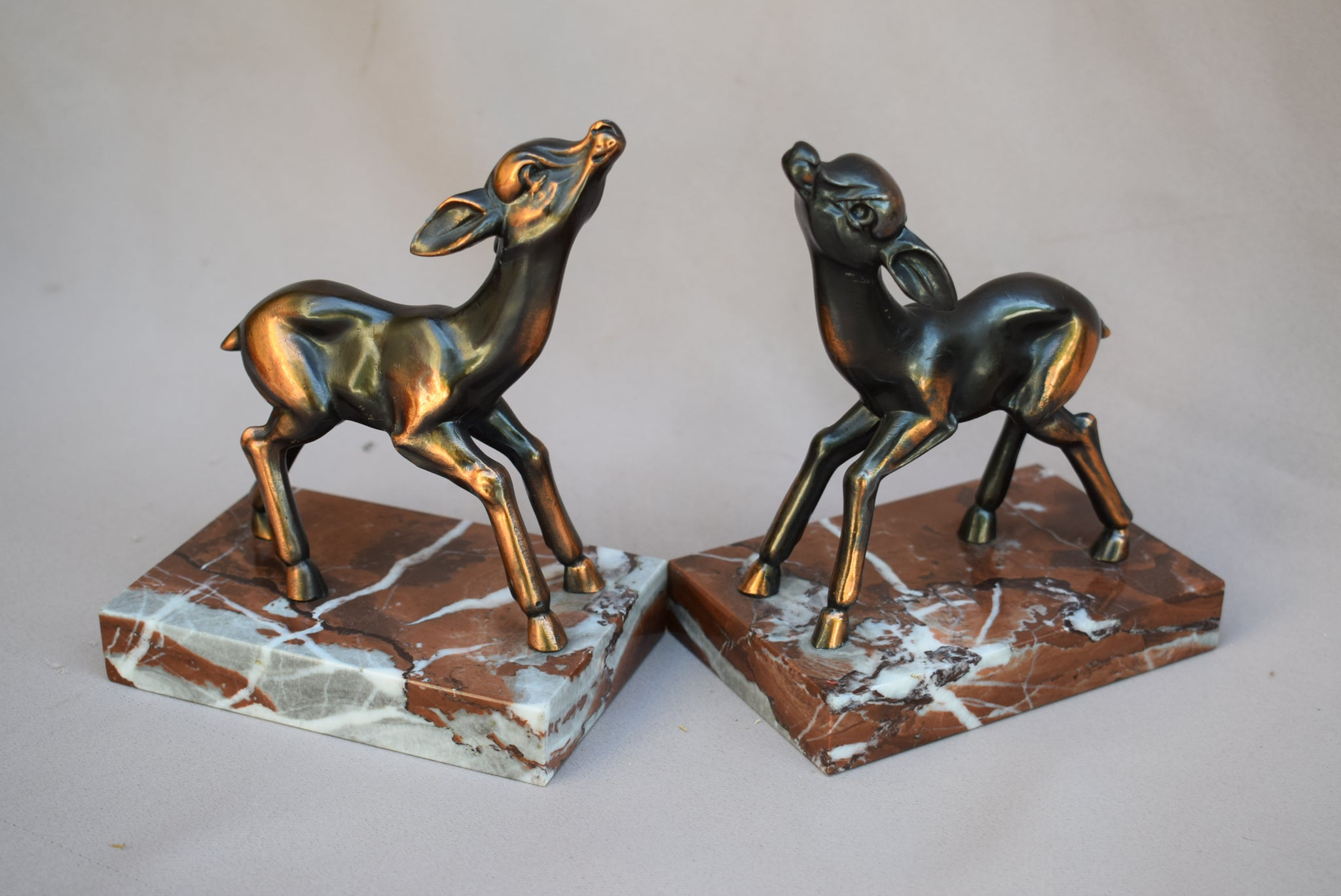 Bambi Bookends - Charmantiques