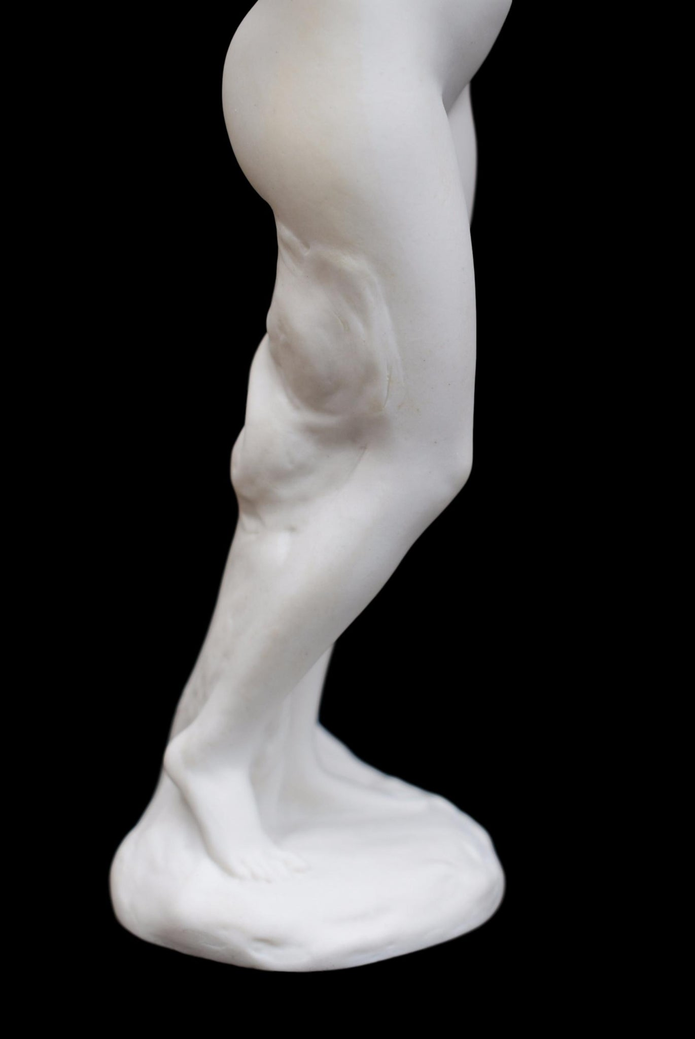Sevres Bisque Nude Woman Statue