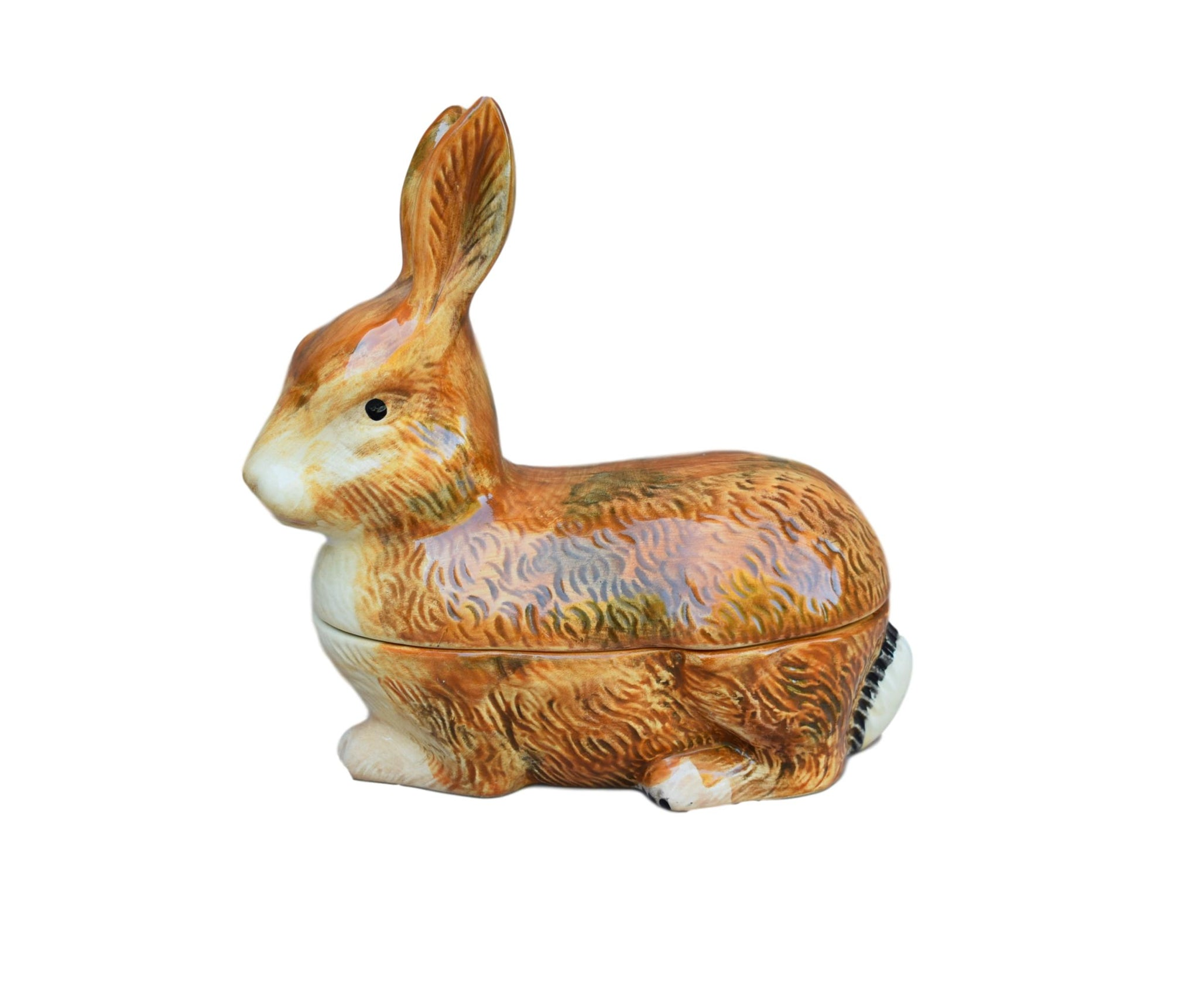 Rabbit Terrine by Caugant - Charmantiques