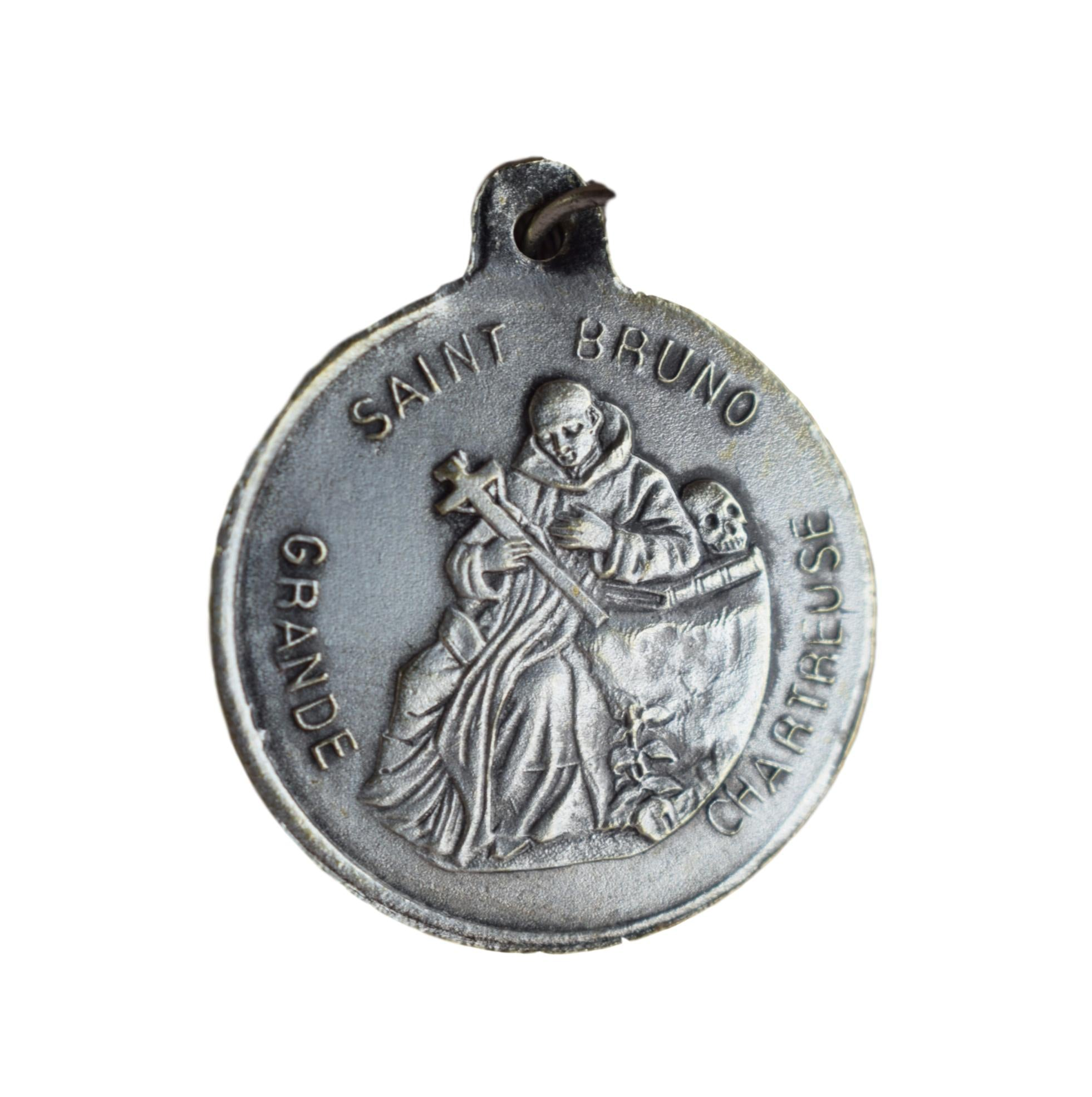 St Bruno Medal - Charmantiques