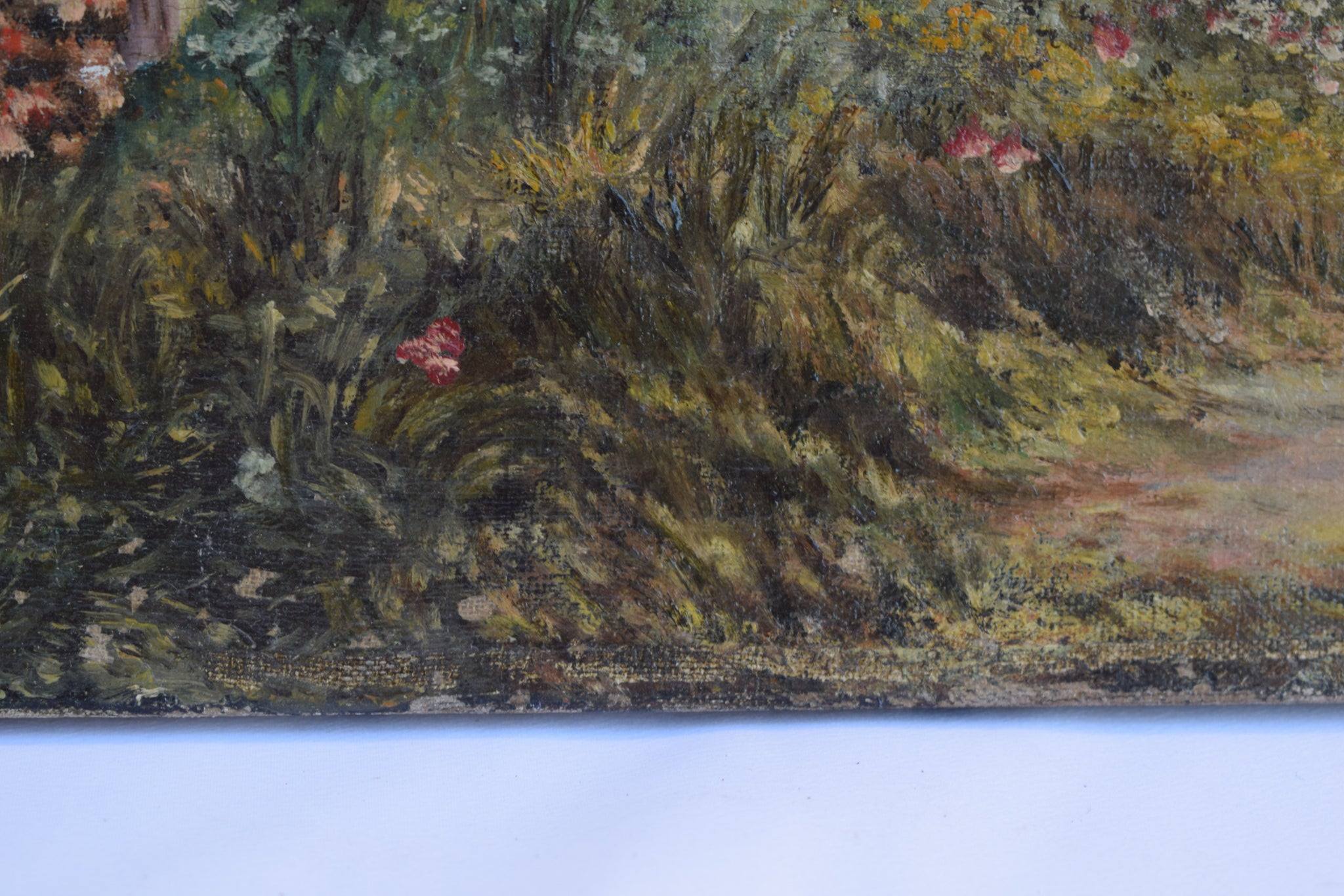 Post Impressionist Oil Painting - Charmantiques