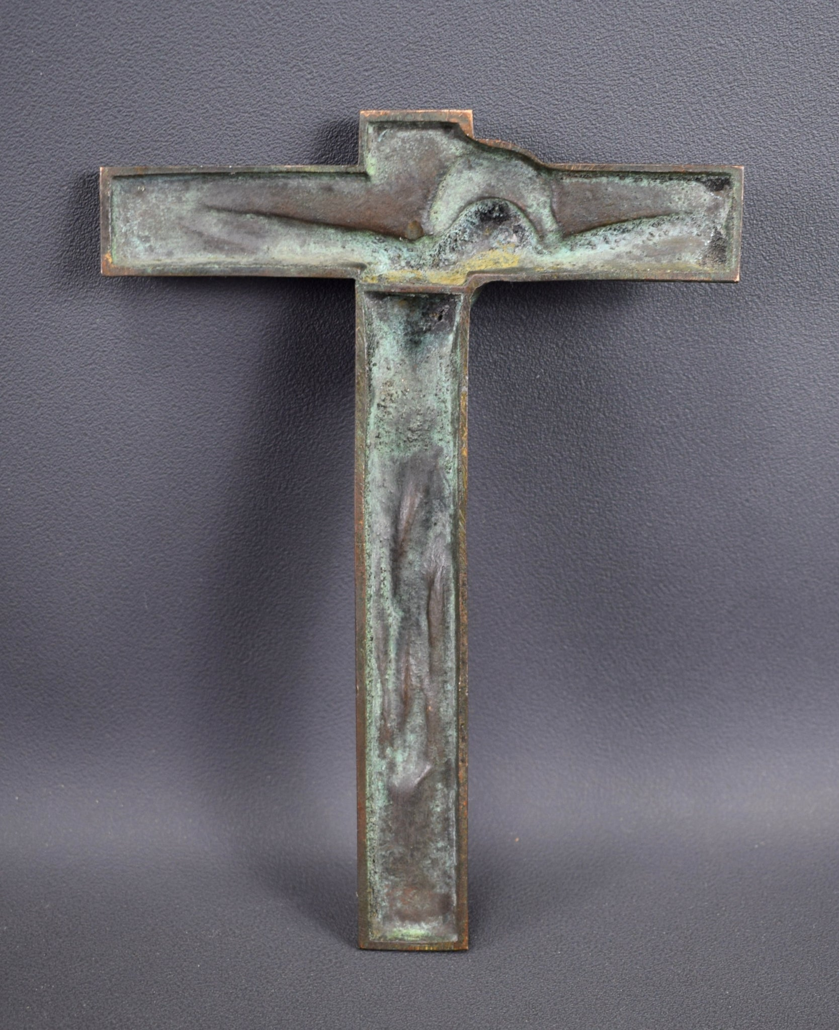 Bronze Cross Hartmann - Charmantiques