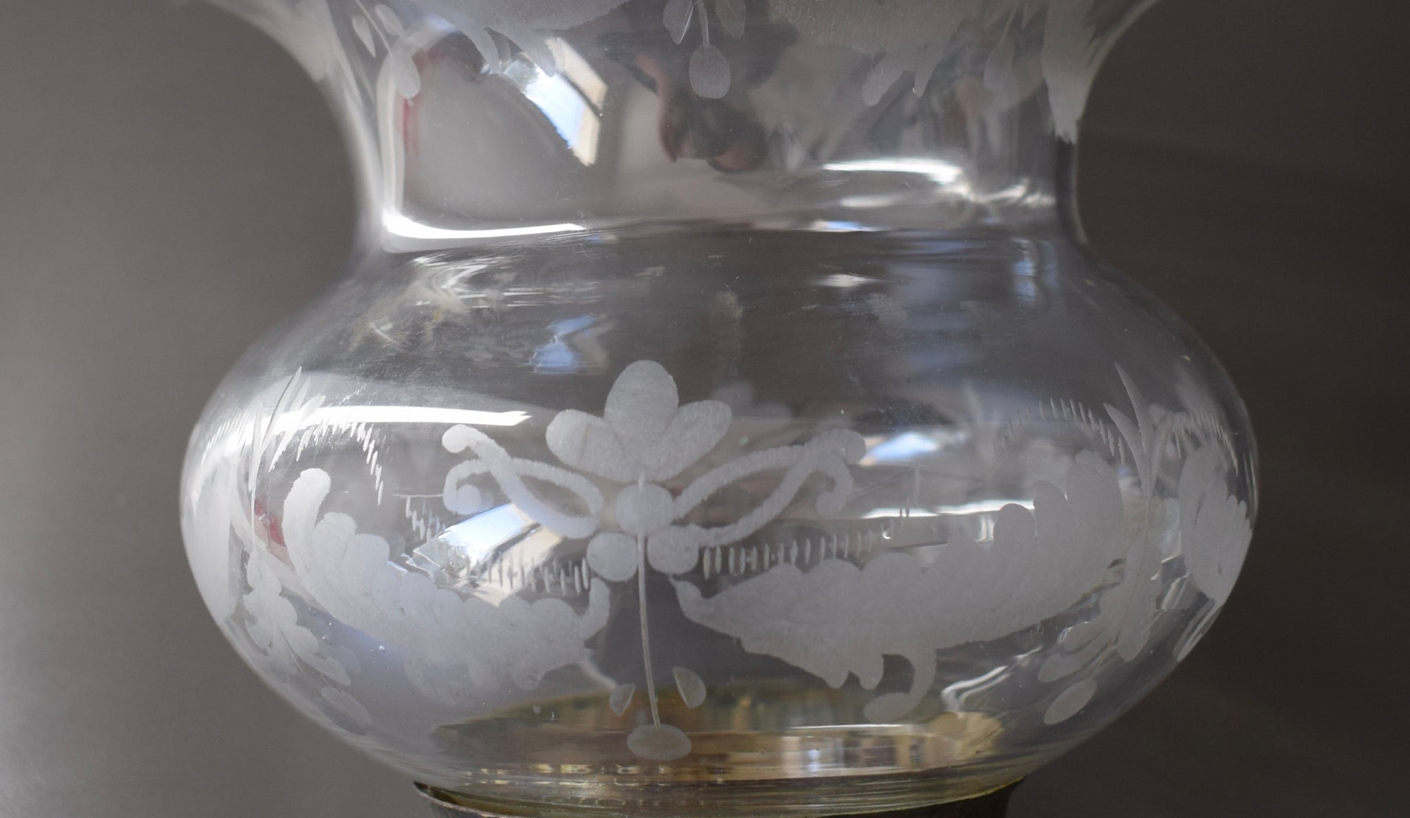 Crystal Lamp Shade - Charmantiques