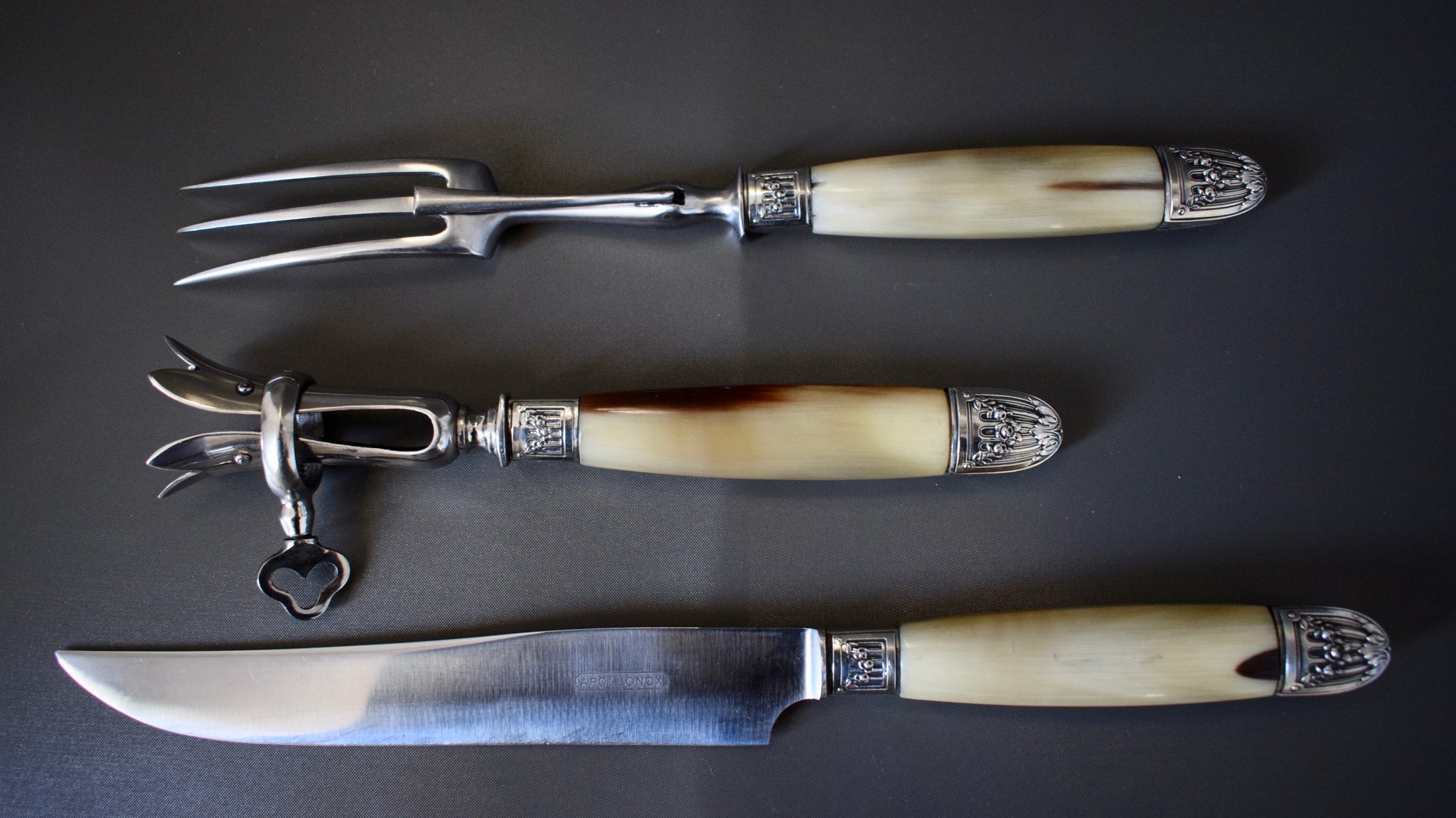 Louis XVI Knives Set - Charmantiques