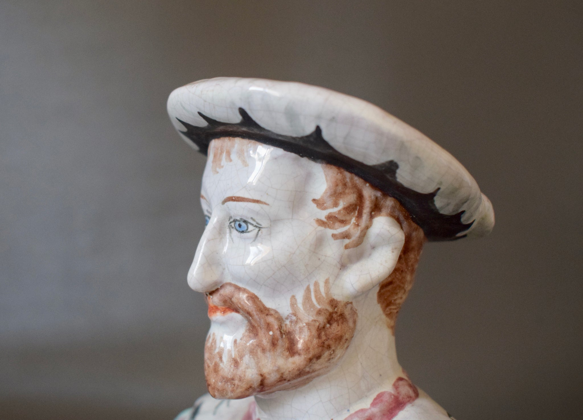 King Francis I of France Bust - Charmantiques