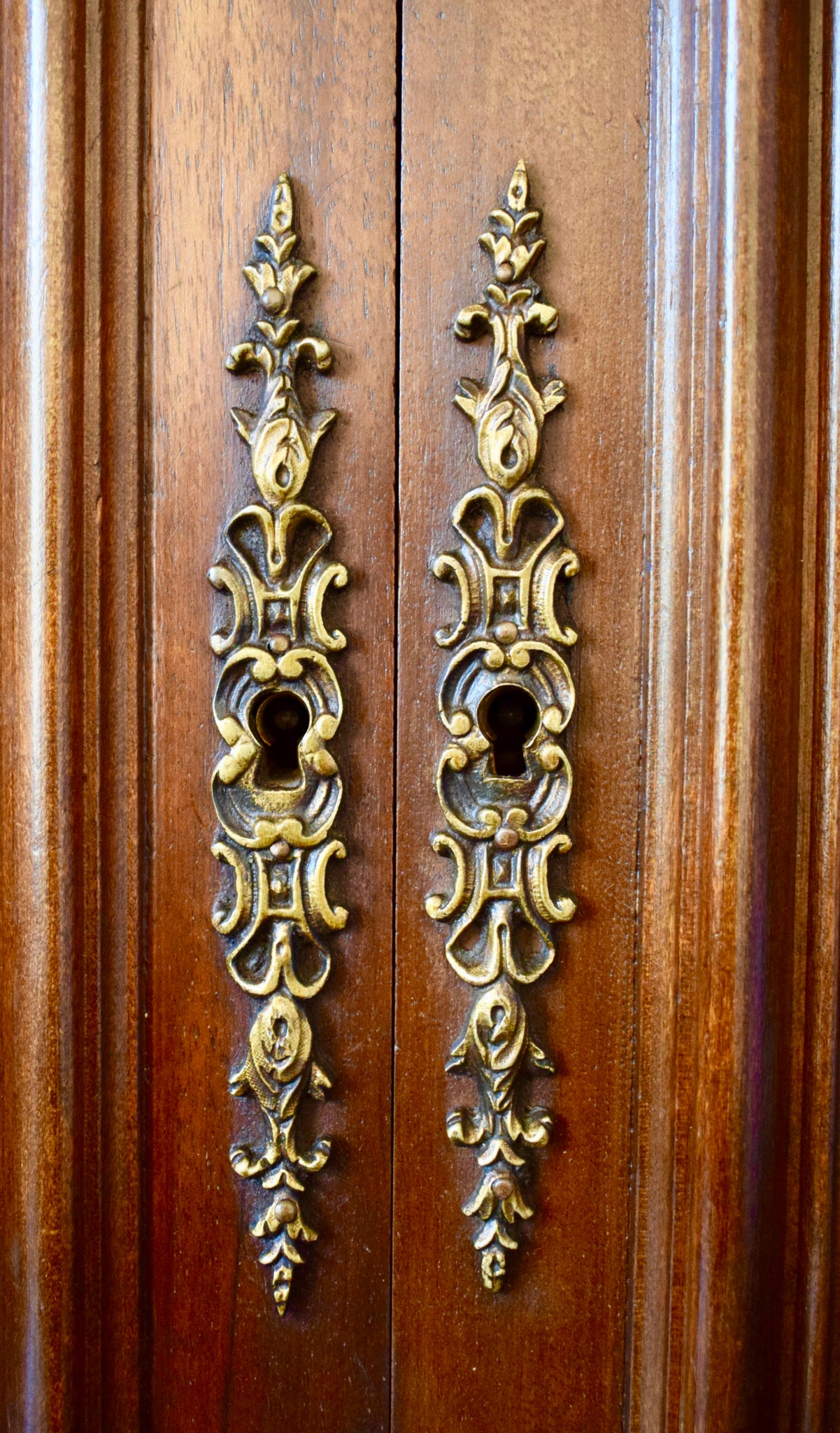 Small Pair of Doors - Charmantiques