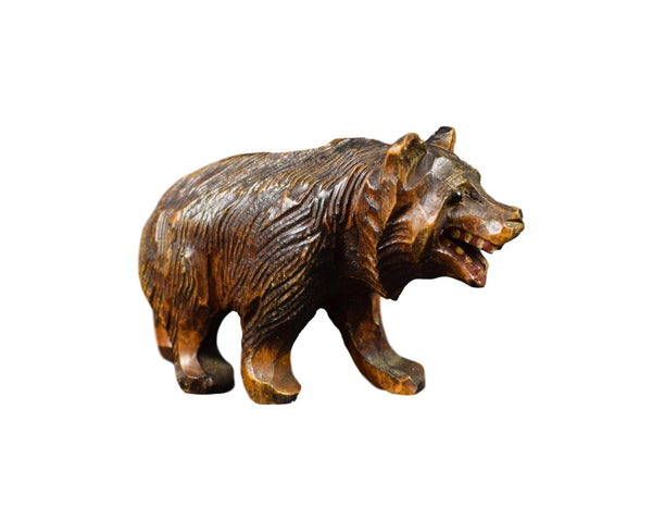 Black Forest Bear - Charmantiques