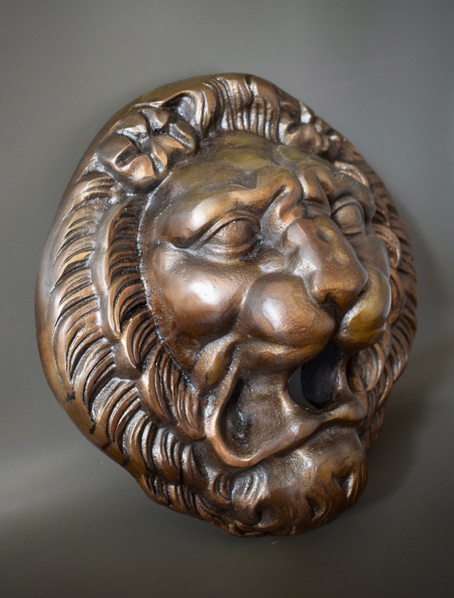 Lion Fountain Spout - Charmantiques