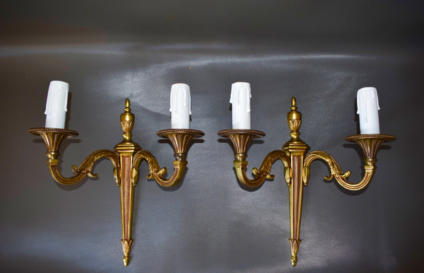 Directory Wall Sconces - Charmantiques