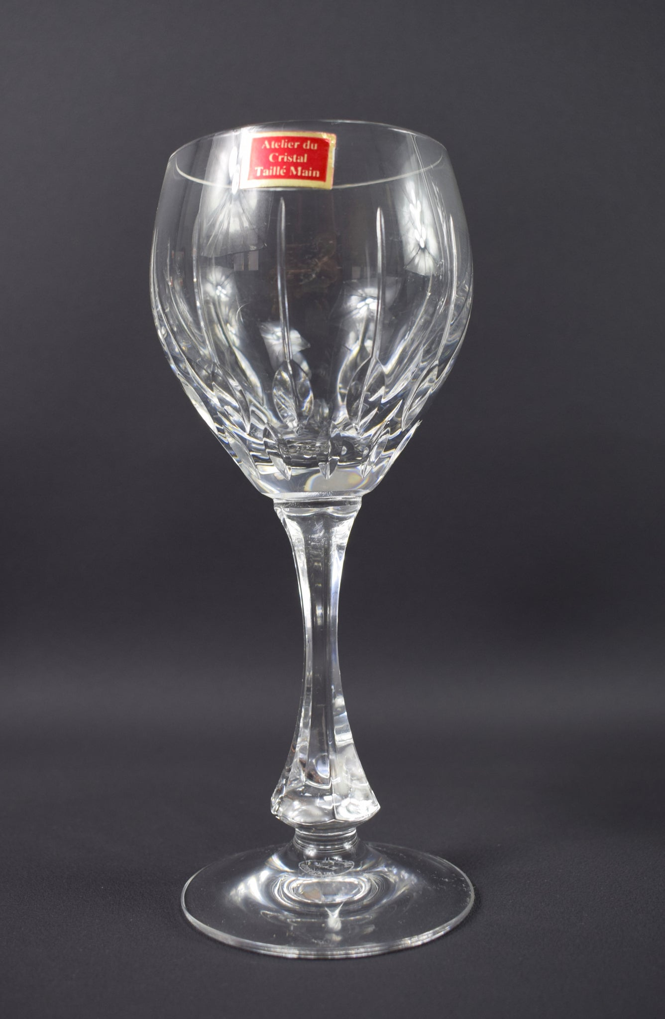 Baccarat Crystal Set of Wine - Charmantiques