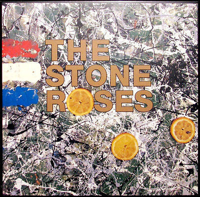 The Stone Roses - The Stone Roses - Clear Classics 180G Transparent Vinyl 1LP