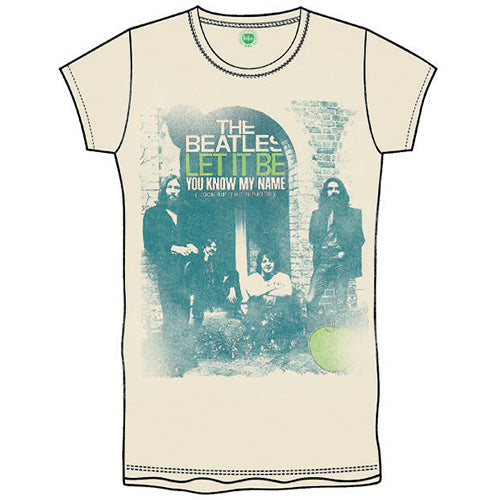 The Beatles - Let It Be/You Know My Name - Kid's - Boy's T-Shirt