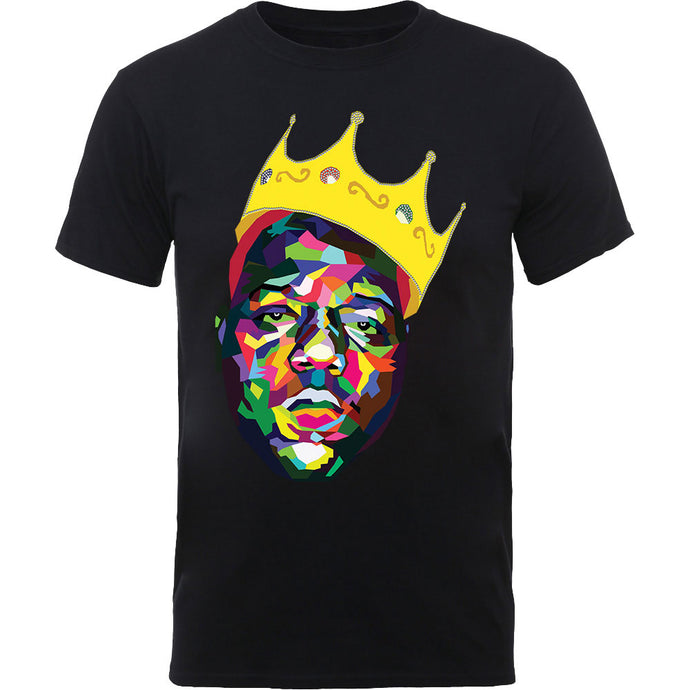 Biggie Smalls - Crown - Unisex Tee