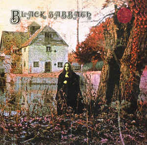 Black Sabbath ‎– Black Sabbath - Vinyl LP