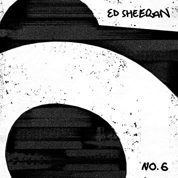 Ed Sheeran - No.6 Collaborations Project - Black Vinyl 2LP