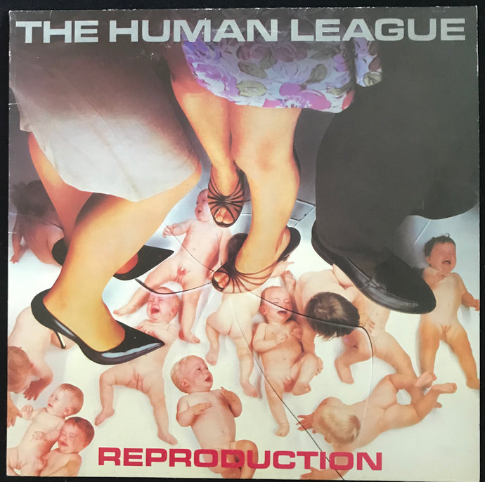 The Human League ‎– Reproduction - Used Vinyl LP