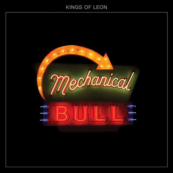 Kings Of Leon ‎– Mechanical Bull - 2 x Vinyl LP