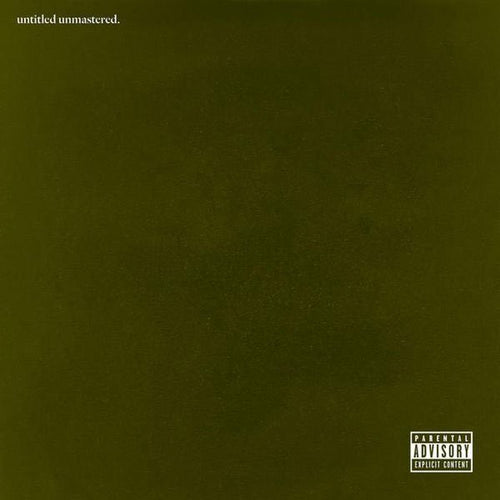 Kendrick Lamar ‎– Untitled Unmastered. - Vinyl LP