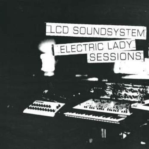 LCD Soundsystem - Electric Lady Sessions Vinyl