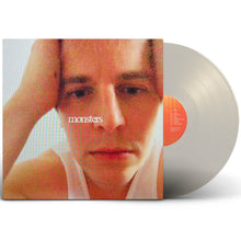 Tom Odell - Monsters - Limited Edition Clear Vinyl 1LP