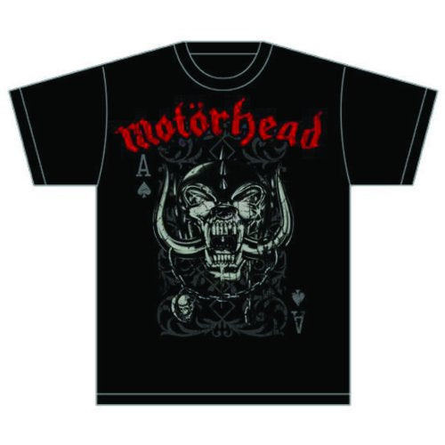 Motorhead - Playing Card - Unisex Tee