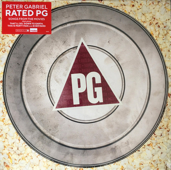Peter Gabriel ‎– Rated PG - Vinyl LP