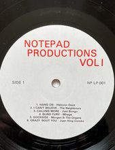 Various ‎– Notepad Productions Volume 1 - EX Used Vinyl LP