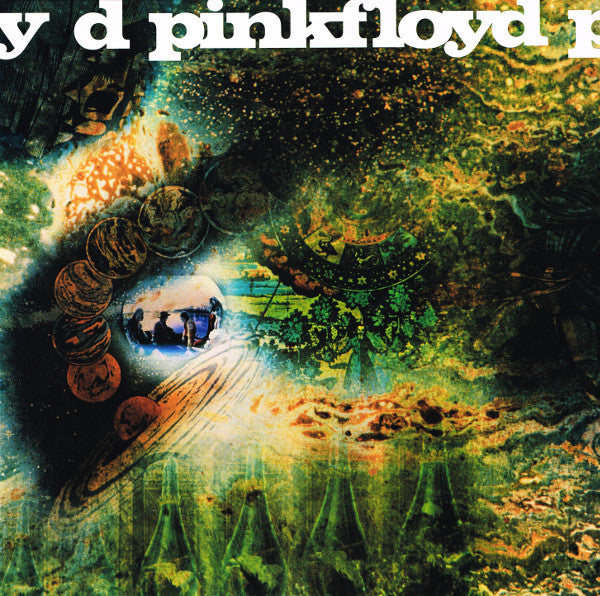 Pink Floyd ‎– A Saucerful Of Secrets - Remastered Black Vinyl LP