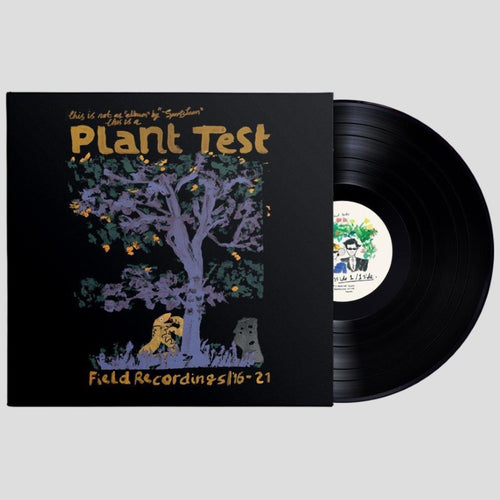 Sports Team - Plant Test - Indie Exclusive Black Vinyl 1LP