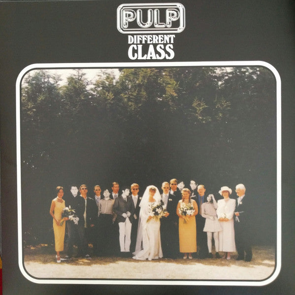 Pulp ‎– Different Class - Vinyl LP