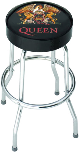 Queen Bar Stool - Classic Crest