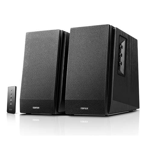 EDIFIER R1700BT Active 2.0 Speaker System with Bluetooth - Black