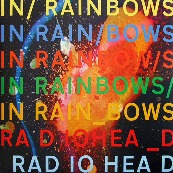Radiohead ‎– In Rainbows - Vinyl LP