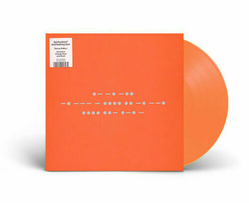 Spiritualized - And Nothing Hurt  - Limited Deluxe Version Orange Vinyl LP Box with 24 Page Booklet and Download