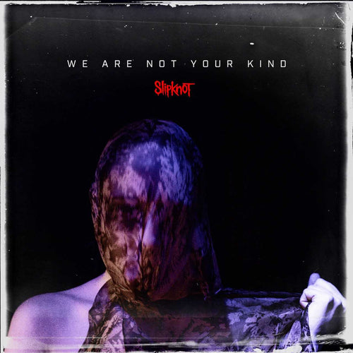 Slipknot - We Are Not Your Kind - Black Vinyl 2LP