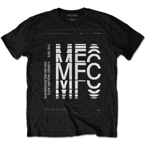 The 1975 - ABIIOR MFC - Unisex Tee