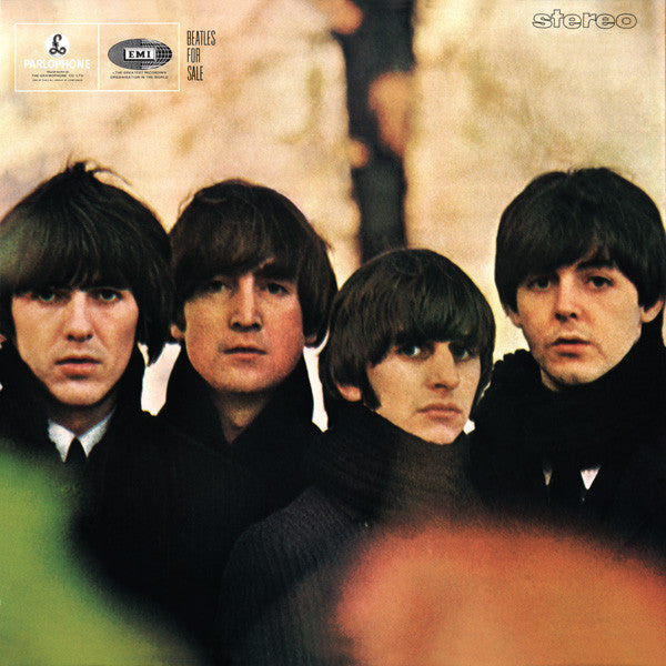 The Beatles ‎– Beatles For Sale - Remastered Stereo Vinyl LP