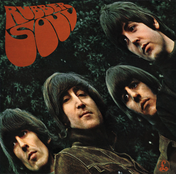 The Beatles ‎– Rubber Soul - Remastered Stereo Vinyl LP