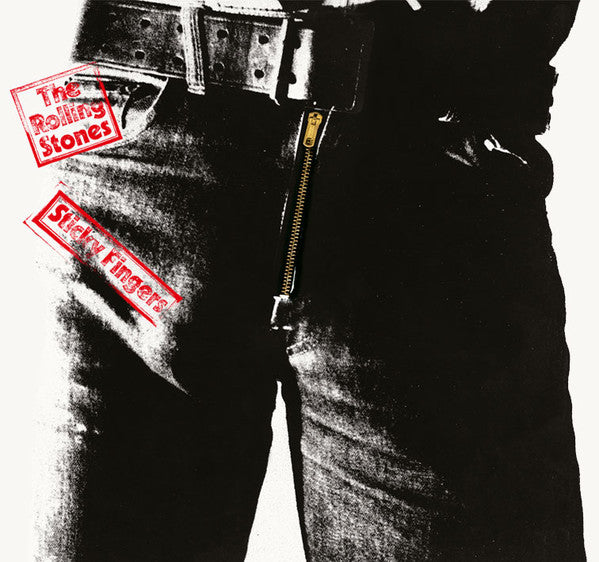 The Rolling Stones ‎– Sticky Fingers - Remastered - Vinyl LP