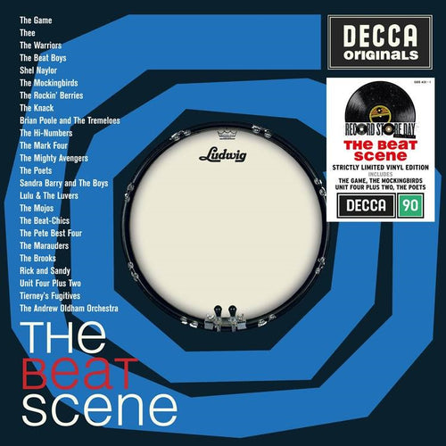 Various Artists - The Beat Scene - RSD20 Limited Edition Vinyl 2LP